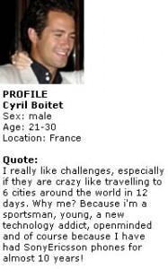Cyril Boitet