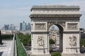 Arc des Triomphes