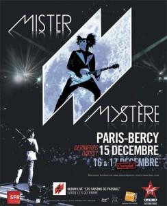 Mister Mystère Paris-Bercy