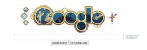 Doodle Jules Verne