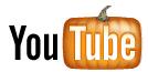 Logo spécial Youtube Halloween