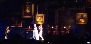 Concert de Mika au Palais Impérial