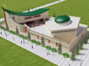 Mosquée de Bussy St Georges